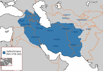 The Safavid Empire under Shah Abbas the Great