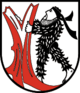 Coat of arms of Flaurling