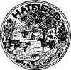 Official seal of Hatfield, Massachusetts