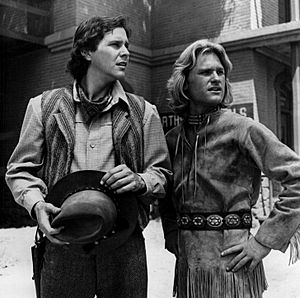 Tim Matheson Kurt Russell The Quest 1976