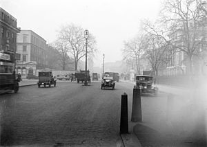 View of Euston Road Wellcome M0020273