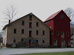 Mill in Prallsville