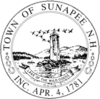 Official seal of Sunapee, New Hampshire