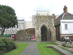The Chapel of Thomas 'a Becket, High Street, Brentwood - geograph.org.uk - 34068