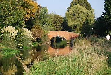 Bridge over the Stour at Fordwich