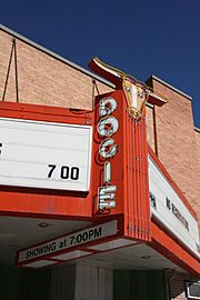 Dogie Theater Newcastle Wyoming
