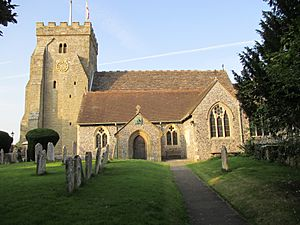 Henfield C of E parish church.JPG