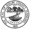 Official seal of Shelby County