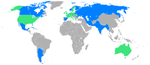 1900 Summer Olympic games countries