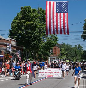 231st Bristol RI 4th of July Parade