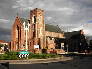 Catholic Cathedral, Bathurst NSW