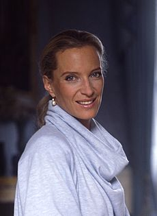 HRH Princess Michael of Kent Allan Warren