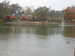 Hagerstown City Park Lake and Wash Co Mus Fine Arts