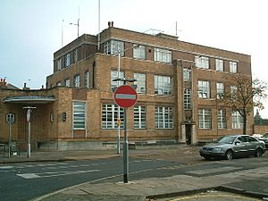 Hayes End Police Station - geograph.org.uk - 83406