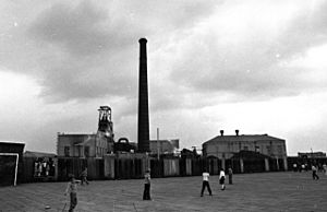 Parsonage Colliery 1980