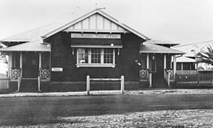 StateLibQld 1 15370 Beenleigh Post Office, ca. 1929