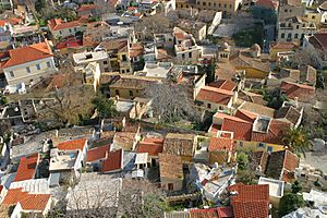 Athenian Rooftops