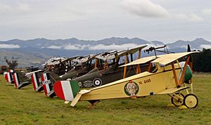 Hood Aerodrome, Masterton, New Zealand, 2009 - Flickr - PhillipC (1)