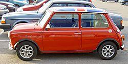Morris Mini Cooper 1