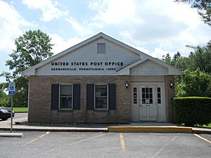 Post Office in Germansville, PA