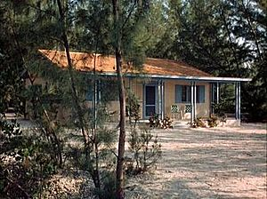Ricks cottage, Flipper (1964 TV series)