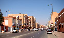 Street view from Laayoune 2011