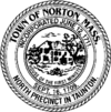 Official seal of Norton, Massachusetts