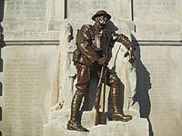 World War I Memorial, Lynchburg, VA IMG 4108