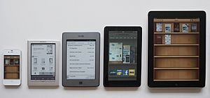 EReading devices