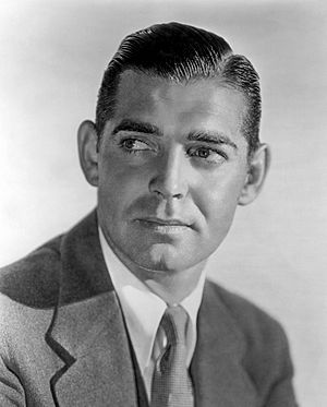 How old was clark gable when he died