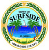 Official seal of Town of Surfside, Florida