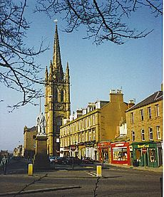 The Steeple, Montrose