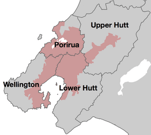Wellington Urban Area