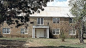 497 - Warbys Barn & Warbys Stables - Warby's Barn; front view (5045445b2).jpg