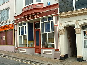 Elliott's Shop, Saltash - geograph.org.uk - 59309