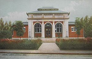 Lawrence Library, Pepperell, MA