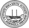 Official seal of Norwell, Massachusetts