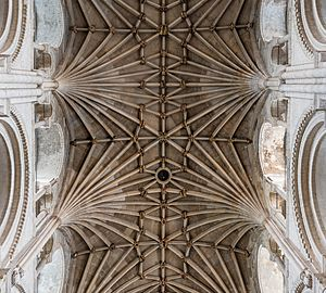 Norwich Cathedral Nave Ceiling, Norfolk, UK - Diliff