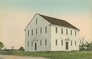 Old Meeting House, Sandown, NH