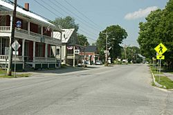Downtown Waitsfield, Vermont