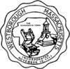 Official seal of Westborough, Massachusetts