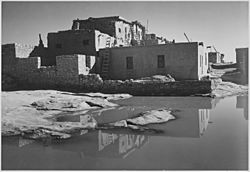 Ansel Adams - National Archives 79-AA-A02