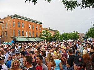Fort Collins Brewfest 2004