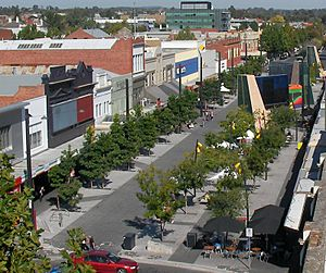 Hargreaves mall bendigo
