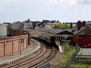 Hartlepool Railway Station - geograph.org.uk - 84416