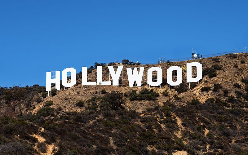 Hollywood Sign (Zuschnitt)