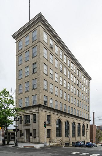 Manufacturers National Bank building Lewiston, Maine.jpg