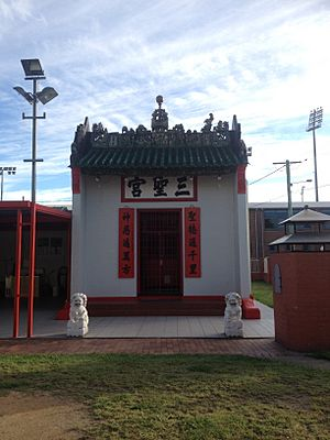 Temple of the Holy Triad, Brisbane 03