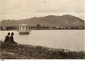 Thorndon Park Reservoir, 1899