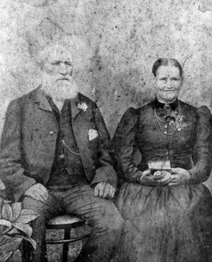 William Grigor and Mary Fenwick Grigorf